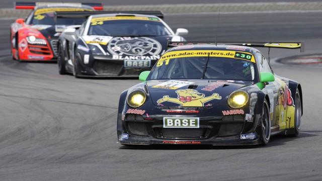 Jochen Krumbach debütiert bei ADAC GT Masters