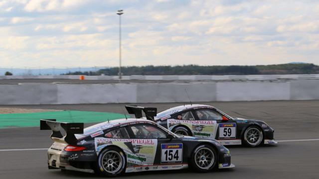 Jochen Krumbach startet2014 für WTM-Racing