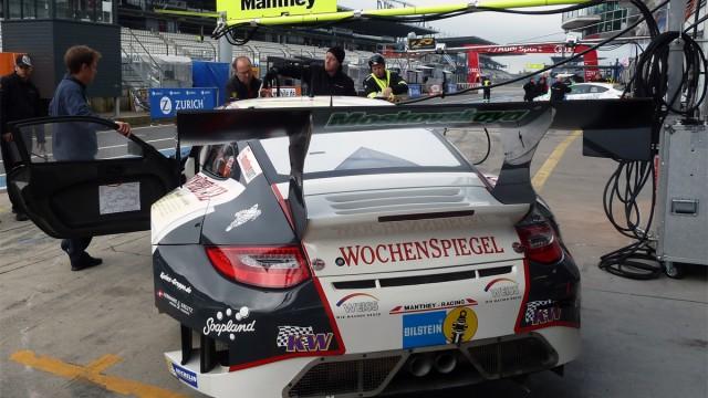 VLN: WTM Racing startet weiterhin mit RSR-Modell