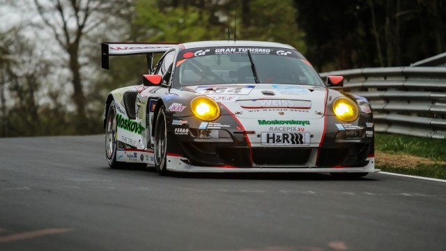 Top Ten und bestplatzierter Porsche