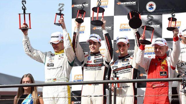 Doppelsieg für Porsche beim 24-h-Rennen in Dubai