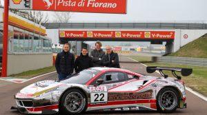 WTM-Racing startet 2017 mit Ferrari 488 GT3