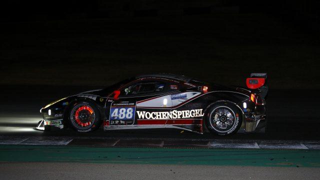 Perfekter Doppelsieg für Ferrari in Portugal